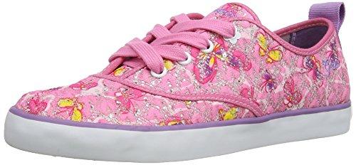 Geox  JR CIAK GIRL E, Sneakers basses fille Rose (Pink)