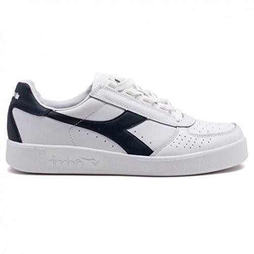 diadora-b-elite-sneaker-bas-du-cou-mixte-adulte-blanc-casse-bianco-blu-profondo-365-eu
