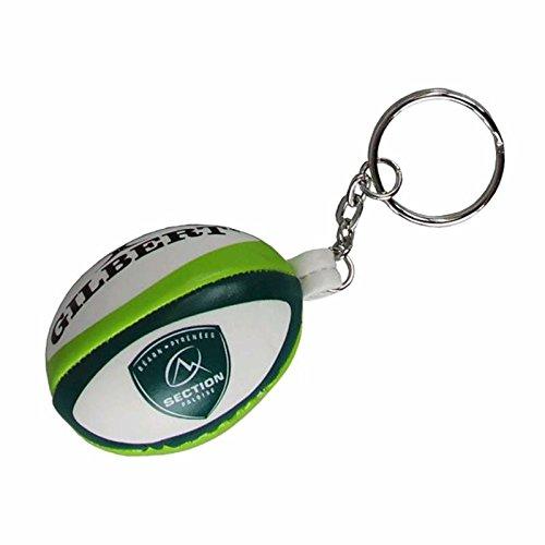 Porte-Clef ballon rugby mousse Section Paloise