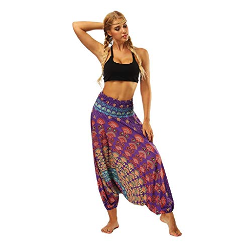 QUICKLYLY Yoga Mallas Leggins Pantalones Mujer,Pantalones De Yoga Holg