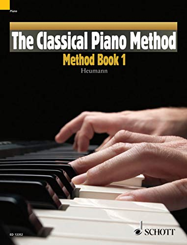 The Classical Piano Method: Method Book 1 (English Edition)