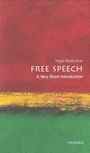 Free Speech: A Very Short Introduction (Very Short Introductions)