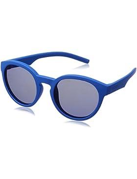 Polaroid PLD 8019/S JY ZDI, Gafas de Sol Unisex Niños, Azul (Bluette/Greyblmirror Pz), 45