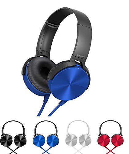 61a5a65d1ec SaleOn™ MDR-XB450AP On-Ear EXTRA BASS Headphones (Assorted Color)-450 -  smartpick.net