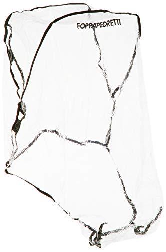 Foppapedretti Buggy Parapioggia, Trasparente