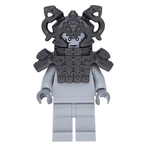 Lego Stein Schlange Tempel Wächter Statue
