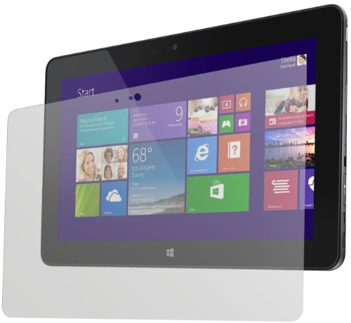 dipos I Schutzfolie matt passend für Dell Venue 11 Pro Folie Bildschirmschutzfolie