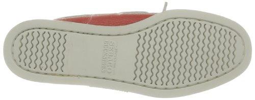 Sebago SPINNAKER Damen Bootsschuhe Rot - Rouge (Red/White)