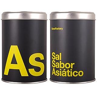 Asian-flavour sea salt 500g. Soso