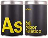 Soso Factory Sal Marina Sabor Asiático - 500 gr