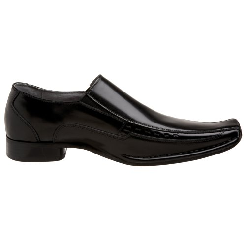 Stacy Adams Templin Leder Slipper Black
