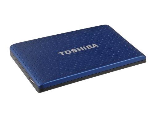 Toshiba PA4283E-1HJ0 Stor.E Partner 1TB externe-Festplatte (6,4 cm (2,5 Zoll), USB 3.0) blau