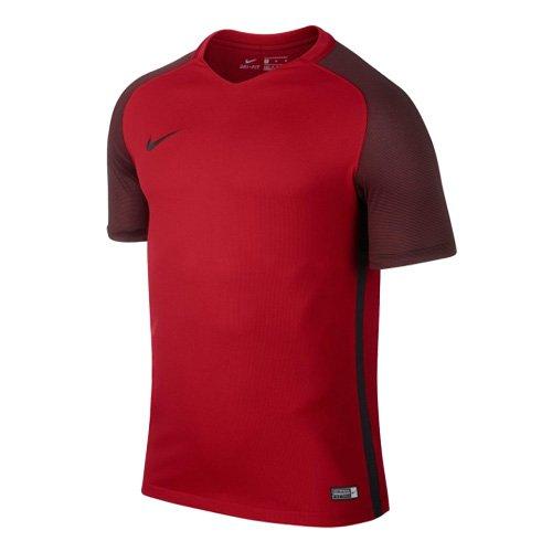 Nike SS YTH Revolution IV JSY Camiseta, Unisex Niños, Rojo (University Red/Black), M