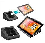 Tablet Kissen für das Medion Lifetab S10346 (MD 98992) - ideale iPad Halterung, Tablet Halter, eBook-Reader Halter für Bett & Couch
