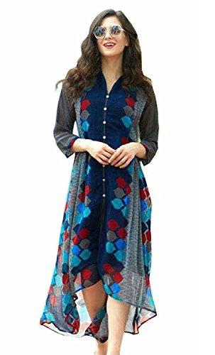 NIshchay Enterprise Kurti Women's Clothing Kurtis for Women Latest Designer Wear Kurti...