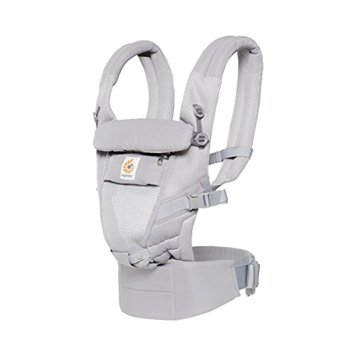 Ergobaby Adapt Cool Air – Kindertrage, grau
