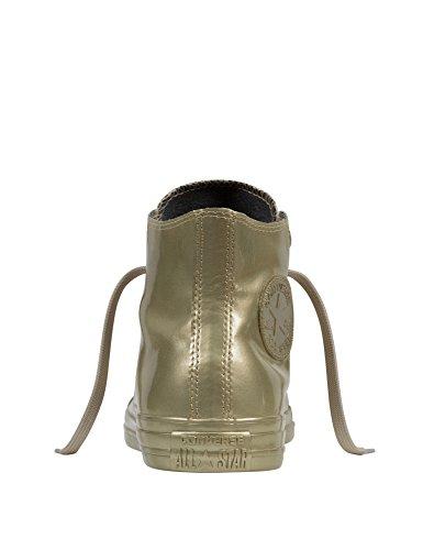 Converse Star Hi, Sneaker Donna Dorato