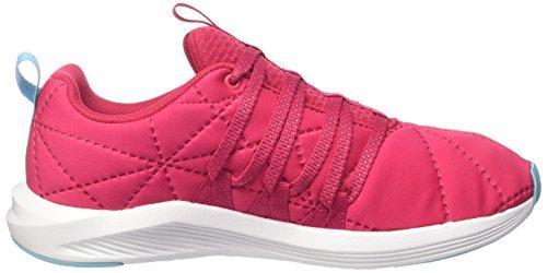 Puma Damen Prowl Alt Hallenschuhe Pink (Love Potion- White)