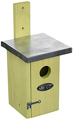 Fallen Fruits NKN Wren Nest Box by Fallen Fruits