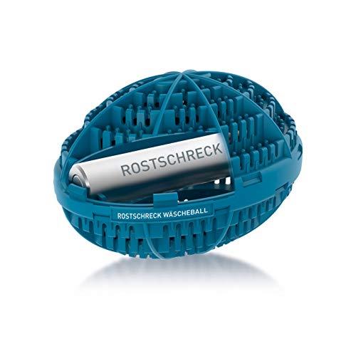 Rokitta Waschball mit Rostschreck - Neu Für die Waschmaschine - blau