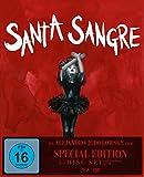 Santa Sangre - Special Edition (Alejandro Jodorowsky) (1 Blu-ray + 3 DVDs + 1 CD)