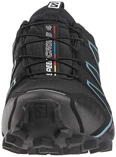 Salomon Damen Sportschuhe Speedcross 4 GTX Damen Laufschuhe Trail-Running schwarz L38318700 schwarz 153173