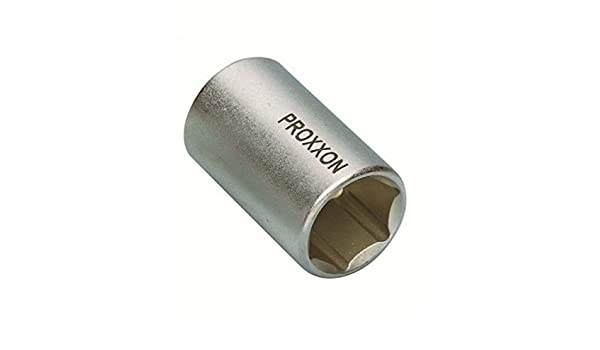 3//8 Nuss 13mm Antrieb 10mm PROXXON 23514 Steckschl/üsseleinsatz