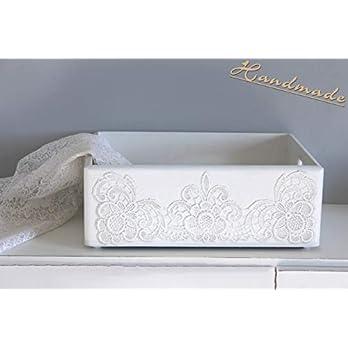 Kiste Box Aufbewahrung XL Holz handmade Unikat