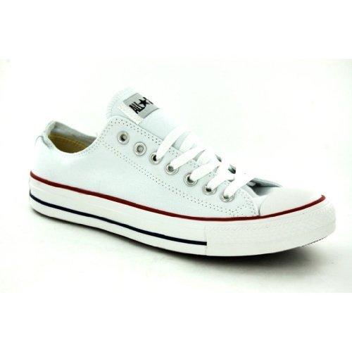 Converse All Star Ox Scarpe Bianco Size: 37.5 EU D(M)