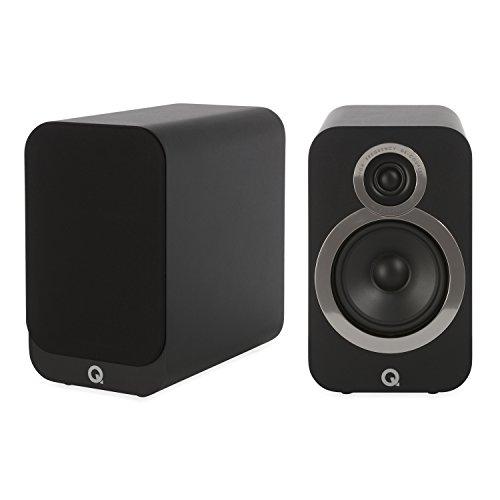 Q Acoustics 3020i Schwarz QA3526