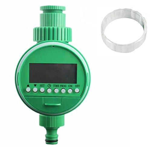 Smart Automatik Elektronische Wasser Timer Garten Bewässerung Sprinkler Controller System