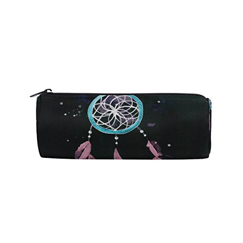 BENNIGIRY - Estuche para lápices de sirena, bolsa multifuncional con cremallera, bolsa de maquillaje para estudiantes con cremallera, bolsa de regalo, bolsa de maquillaje de viaje