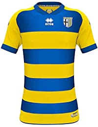 Errea 2018-2019 Parma Away Football Soccer T-Shirt Camiseta