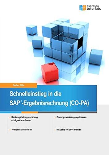 Schnelleinstieg in die SAP-Ergebnisrechnung (CO-PA) (SAP Tutorials)