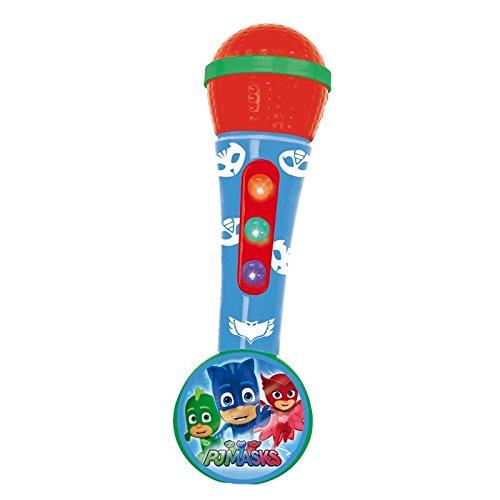 PJ Masks Micrófono de Mano con Amplificador