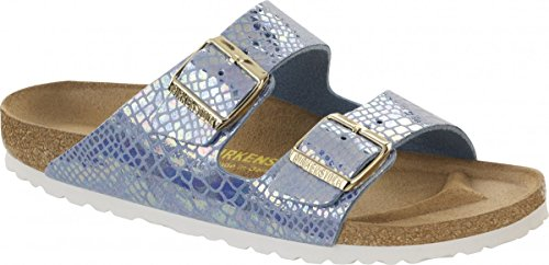 BIRKENSTOCK Damen Arizona Birko-Flor Normal Sandale (Arizona Womens Sandale)