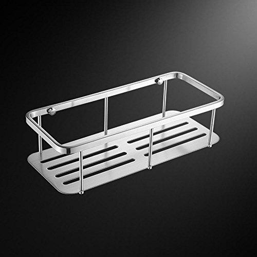 konhard-cs005-wall-mounted-stainless-steel-bathroom-shower-caddy-rust-proof-brushed-steel