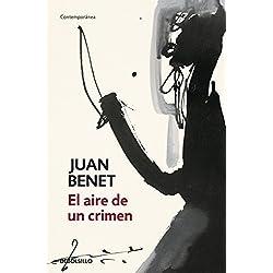 El aire de un crimen (Contemporanea (debolsillo)) Finalista Premio Planeta 1980