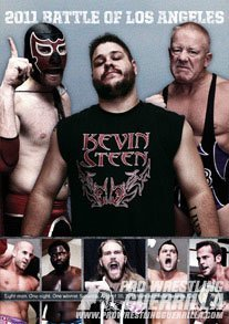 Official Pro Wrestling Guerrilla PWG - Battle of Los Angeles BOLA 2011 Event DVD