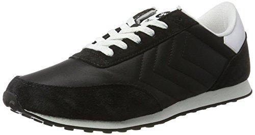 Hummel Seventyone Tonal, Sneakers Basses Mixte Adulte Noir (Black)
