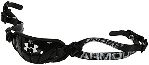 Under Armour Gameday Armour® Chin Strap, one Size, schwarz
