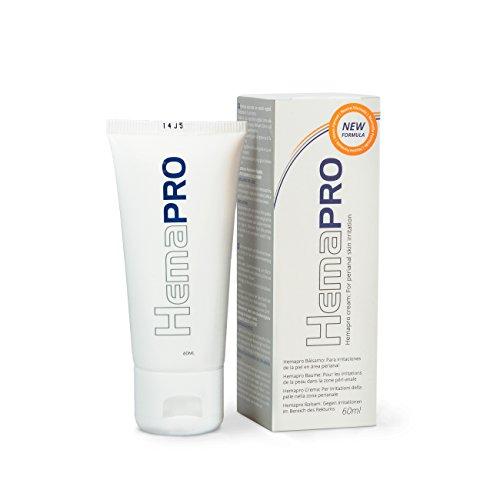 HEMAPRO Creme zur Linderung und Behandlung von Hämorrhoiden (1Tube)