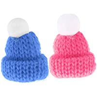 Babypuppen & Zubehör Puppen-Mütze und Schal Froschi Größe 35-45 cm
