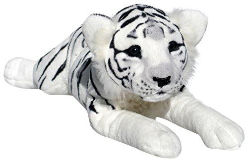 Wagner AM2043 Plüschtier Tiger Baby 60 cm,weiss