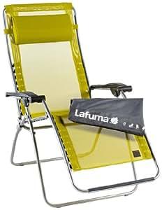 Lafuma lfm2519 6946 relax liegestuhl klappbar - Lafuma relax liegestuhl ...