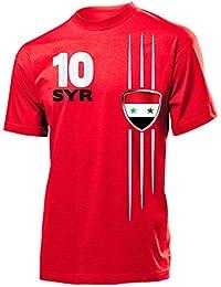SYRIEN FANSHIRT - Herren T-Shirt Gr.S bis XXL