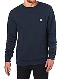 ELEMENT - - Homme - Sweat Col Rond Protected Rouge pour homme