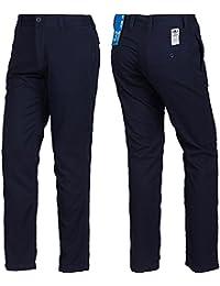 Adidas Originals Herren Chino Hose Slim Fit Pant blau Z38742