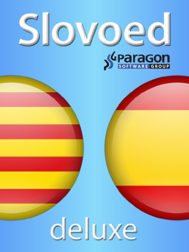 Slovoed Deluxe Spanish-Catalan dictionary (Slovoed dictionaries) por Paragon Software Group