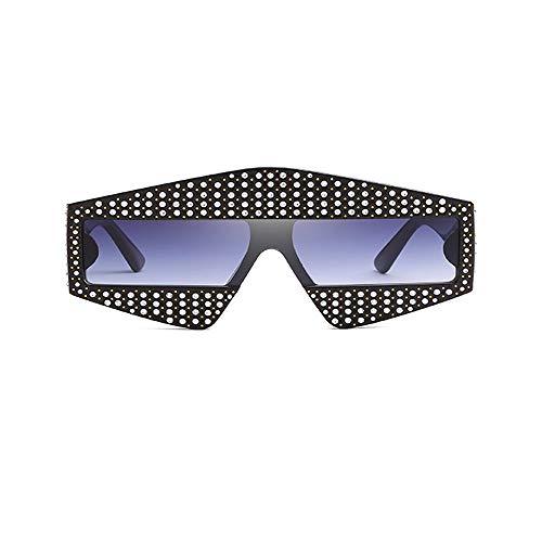 AUMING Sonnenbrille für Herren Polarisierte Sonnenbrille Diamante Driver's Glasses Pilot Polarisierte Frosch Spiegel Geeignete Farbe Film Reflektierende Für Flying Outdoor Sports Reisen. (Color : C2)